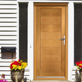 Image: Prefinished Modena External Oak Door