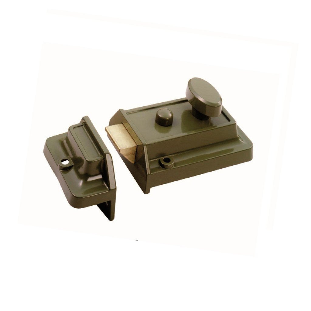 RCN8160 Traditional Style Yale Type Night Latch for Wooden Doors on