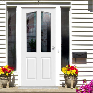 Image: Made to Measure Exterior Richmond Door - Fit Your Own Glass