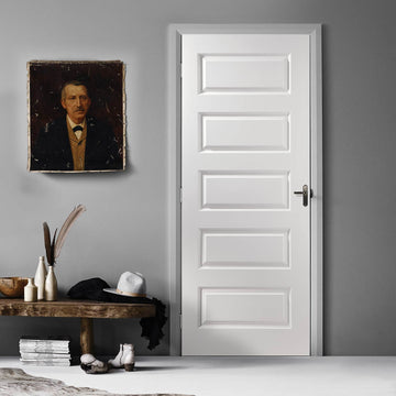 on sale 9a735 5c0fc JELD-WEN INTERNAL Rockport Middleweight Smooth Door - Undercoated - Moulded  Range