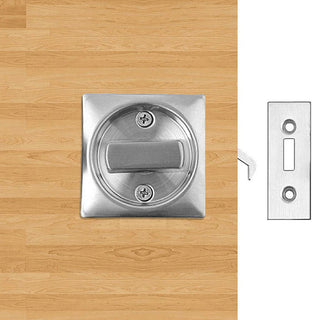 Image: SSS Square Sliding Door Bathroom Hook Lock: SSS Square Sliding Door Bathroom Hook Lock