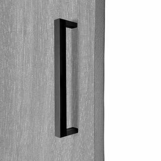 Image: Sullivan Door Handle - Matt Black