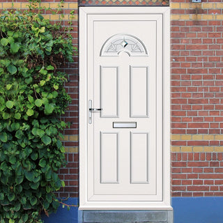 Image: External Pvcu Lomond One Scala Door