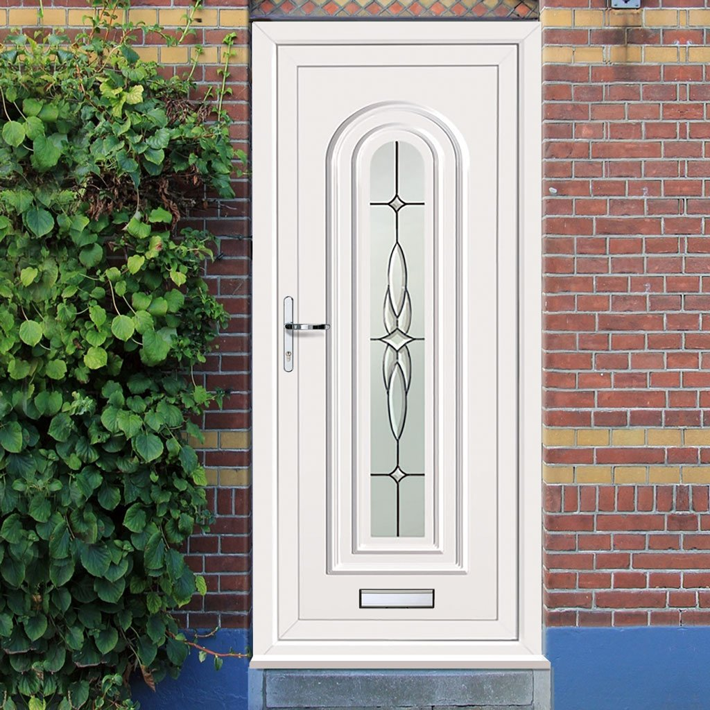 External upvc Tay Cascade Door