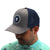 UNISEX CURVED BILL HAT - MGH/ NAVY