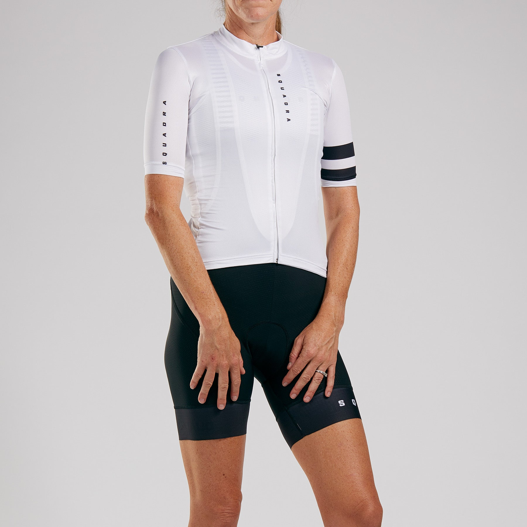 WOMENS PRO ISSUE AERO JERSEY - BIANCO