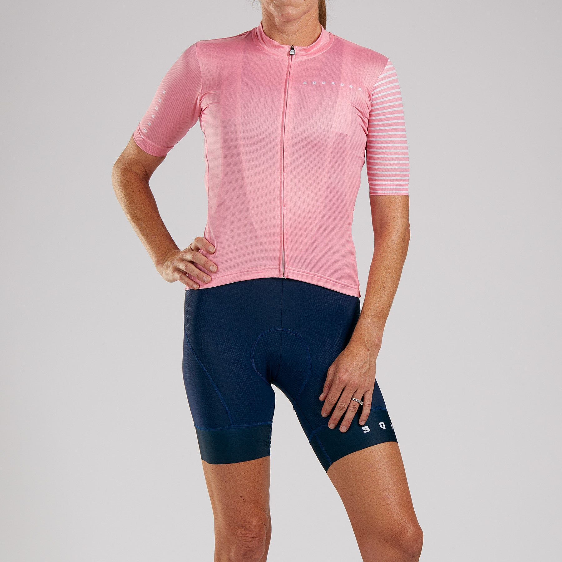 WOMENS PRO ISSUE AERO JERSEY - ROSA