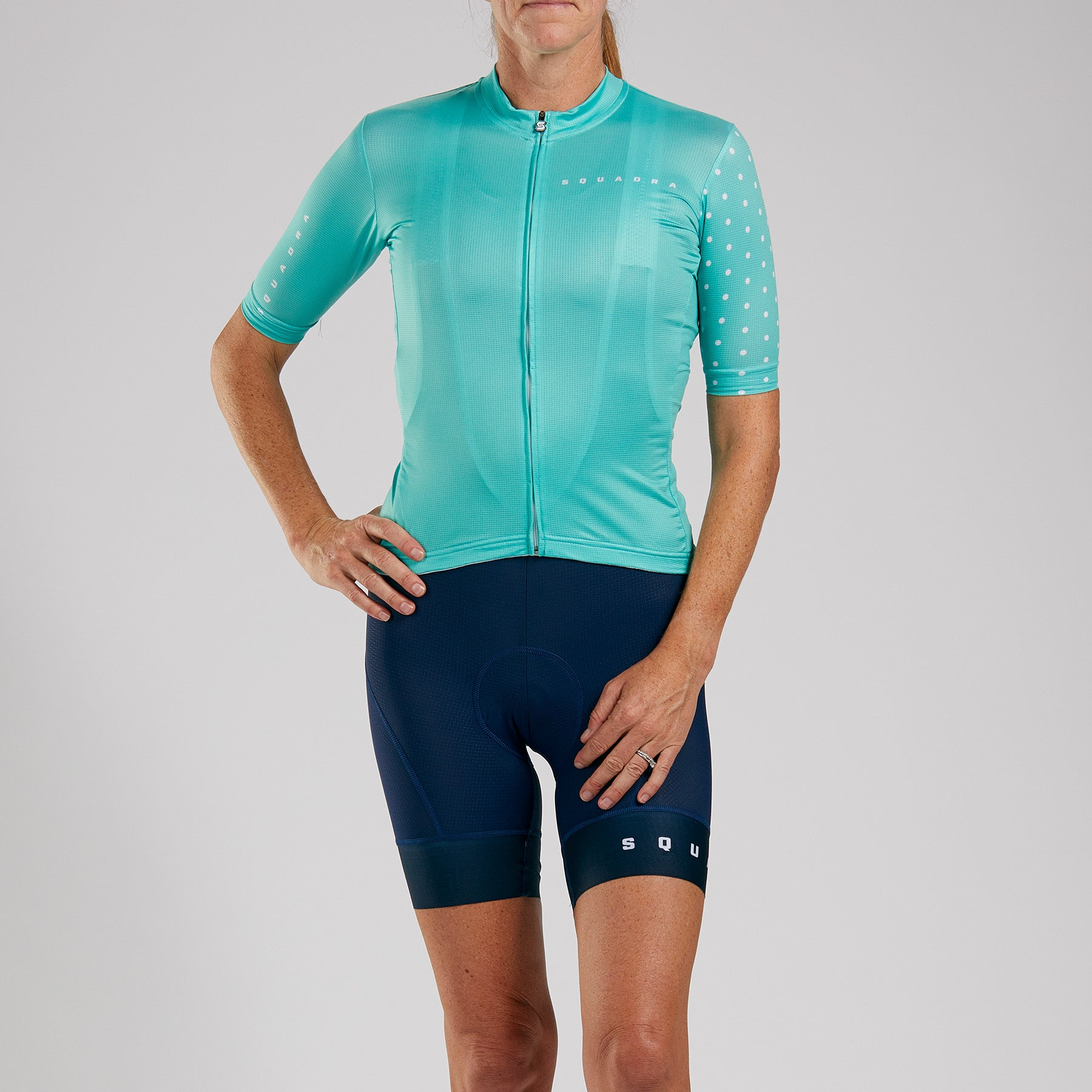 WOMENS PRO ISSUE AERO JERSEY - MENTA