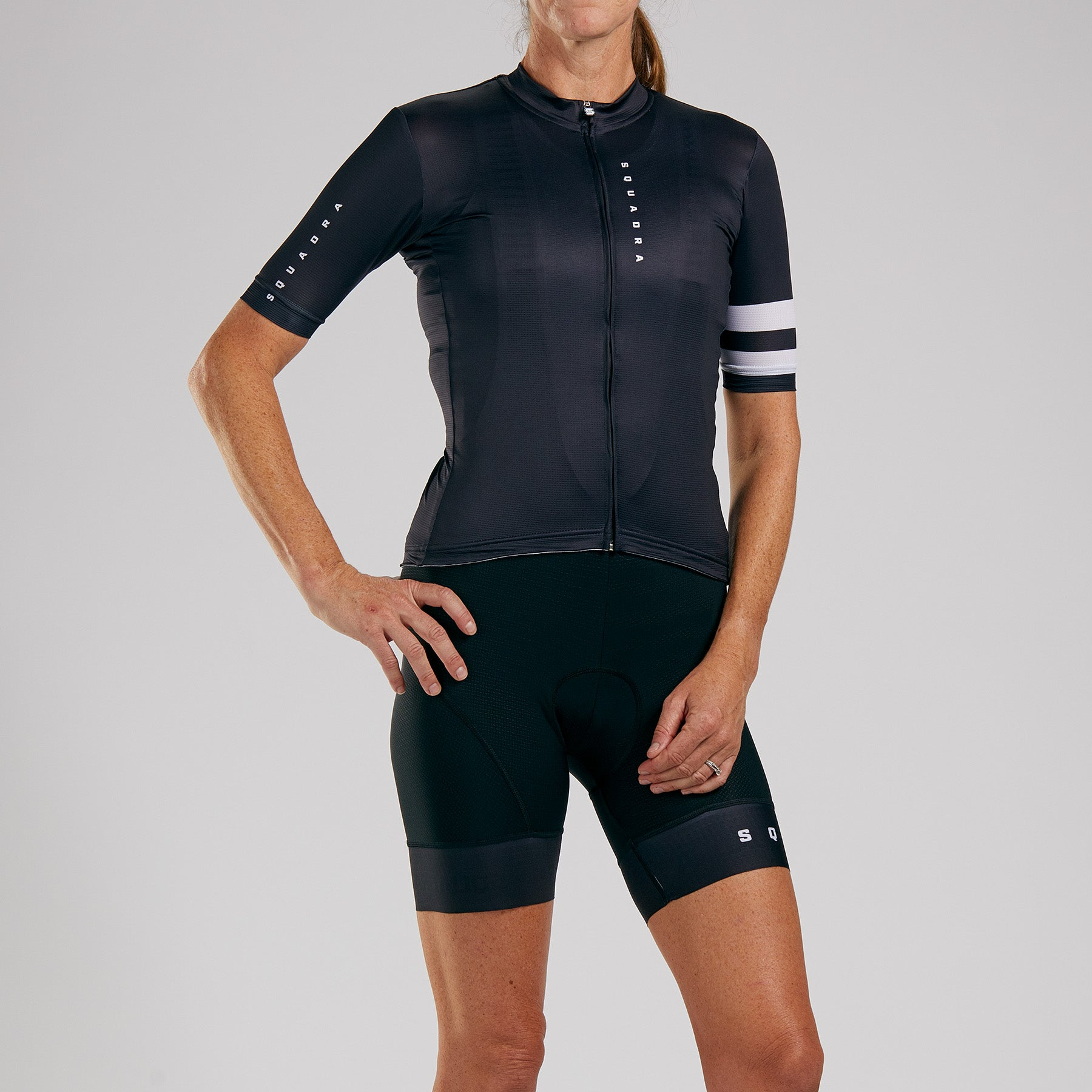 WOMENS PRO ISSUE AERO JERSEY - NERO
