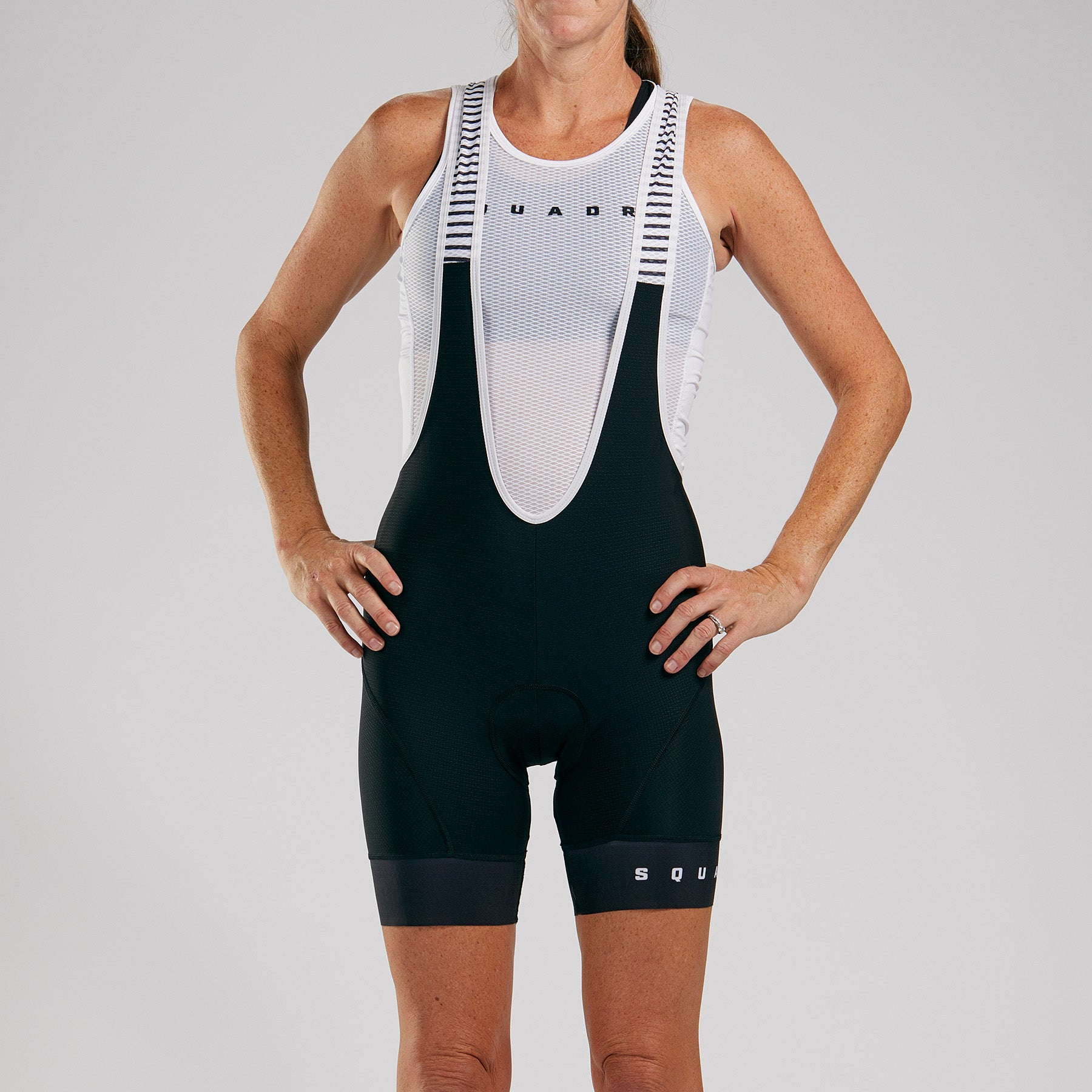 WOMENS PRO ISSUE EXOS BIB - NERO