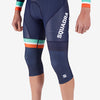 Men's THERMOFLEX KNEE WARMERS - NAVY