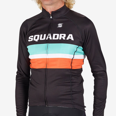 M CUSTOM PREMIER L/S THERMO JERSEY