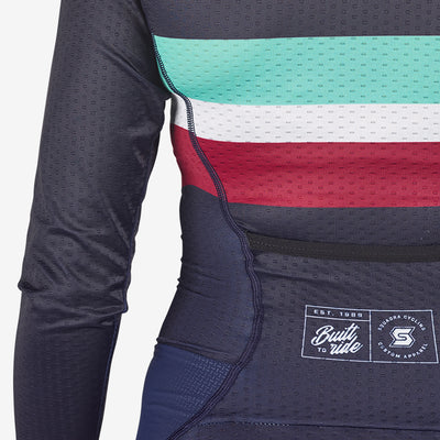 W PRO ISSUE L/S SPEEDSUIT - HOUSE