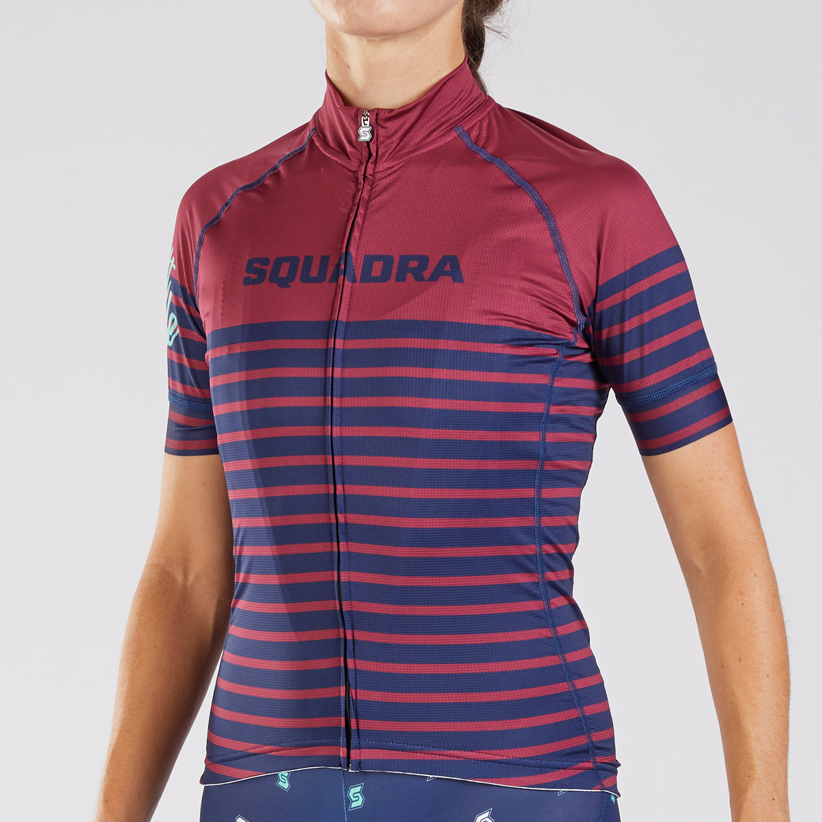 WOMENS PRO ISSUE S/S JERSEY - BANDA