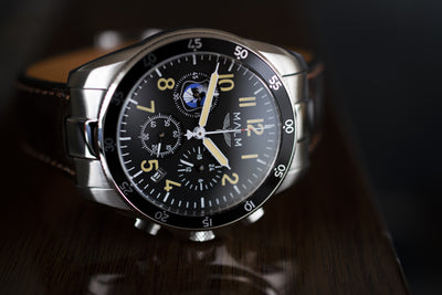 MALM launch 'Ghost', a watch for the 72nd fighter squadron