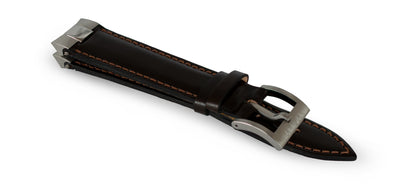 Nyhet! Brown Officer Leather Strap