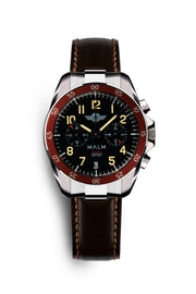 PEGASUS Blackbird Chronograph 41 Limited Edition - malmwatches.com