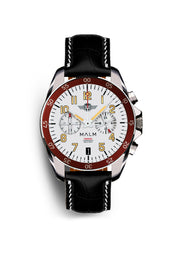 PEGASUS Whitebird Chronograph 41 Limited Edition - malmwatches.com