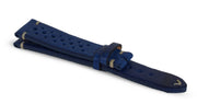Blue Pilot Race Strap - MALM watches
