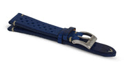 Blue Pilot Race Strap - malmwatches.com