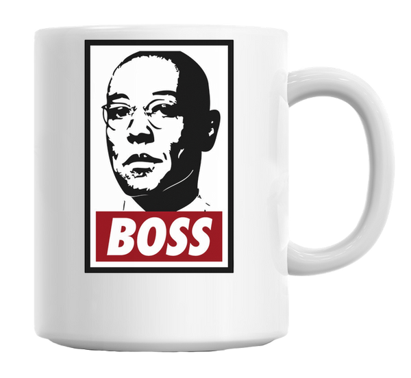 Breaking Bad Boss Coffee Mug Cup 11 Oz