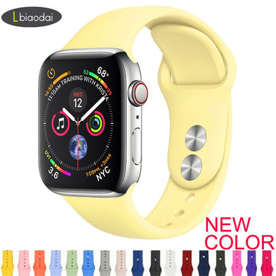 Strap For Apple Watch band 38mm 42mm