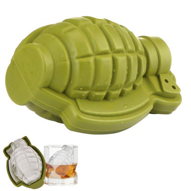 Grenade Shaped Mold