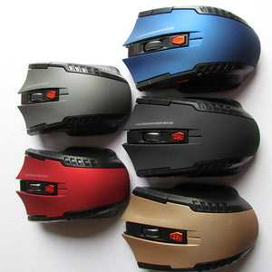 Wireless Optical Gamer Mouse