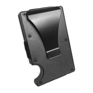 Men Card Holder Slim Aluminium