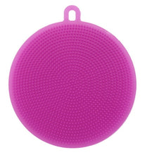 Magic Cleaning Brushes Soft Silicone