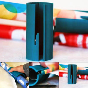 Wrapping Paper Cutter - Gift Wrapping Made Easy