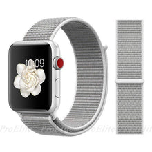 Band For Apple Watch Series 3/2/1 38MM 42MM Nylon Soft