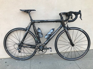 Colnago 50th Anniversary Carbon Road Bike Campagnolo Record 10