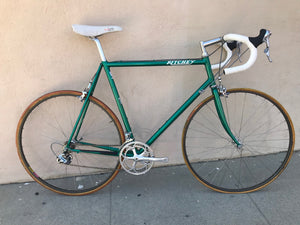 57cm Filet Brazed Ritchey Road Bike With Dura-Ace 7400
