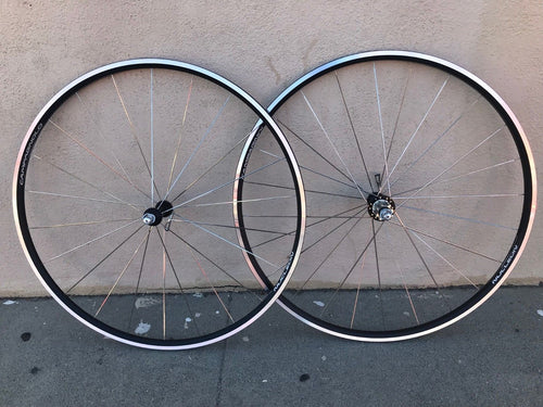 Campagnolo Nucleon Clincher 700c Road Wheelset 9-11 Speed Campy