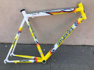 Colnago Dream Aluminum Road Time Trial Frame 56cm Top Tube