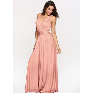 Bridesmaids Infinity Maxi Dress