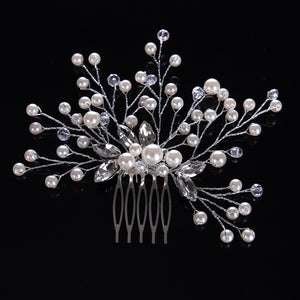 Bridal Pearl Lover Comb - BCW accessories