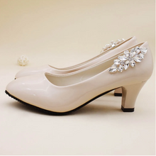 Load image into Gallery viewer, Shoes Clip Accessories Crystal