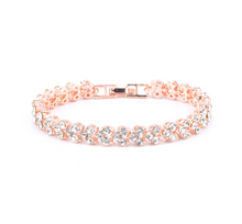 Load image into Gallery viewer, Rose Gold / Silver Bracelet