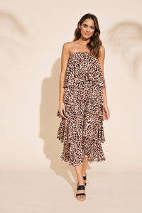 Savannah Overlay Dress