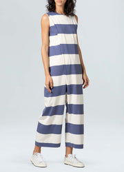 Passe Striped Jumpsuit - South of London