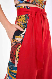 Crazy Tucanos Wide Trousers - South of London