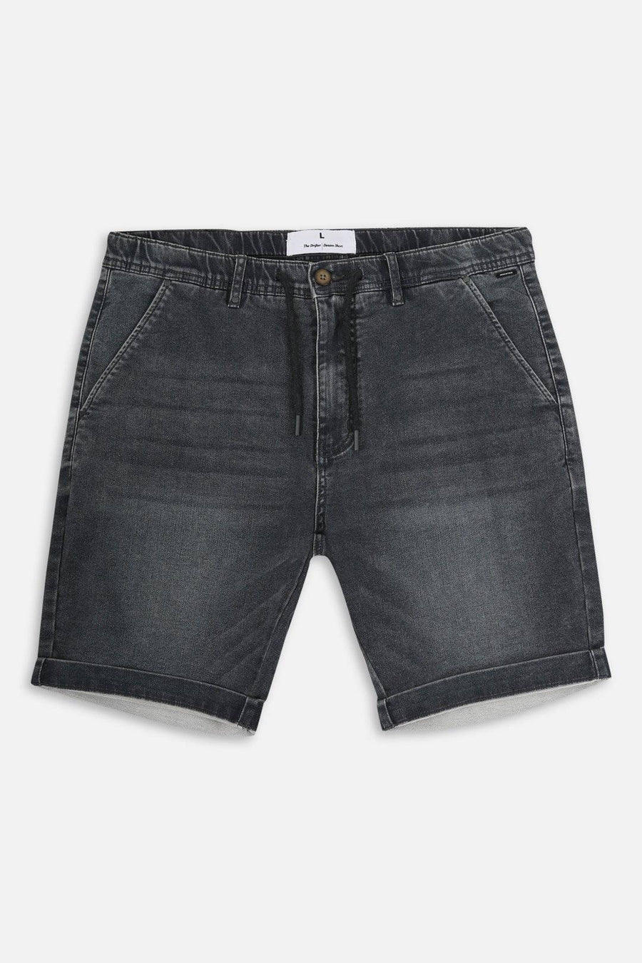 Asphalt Drifter Denim Shorts - South of London