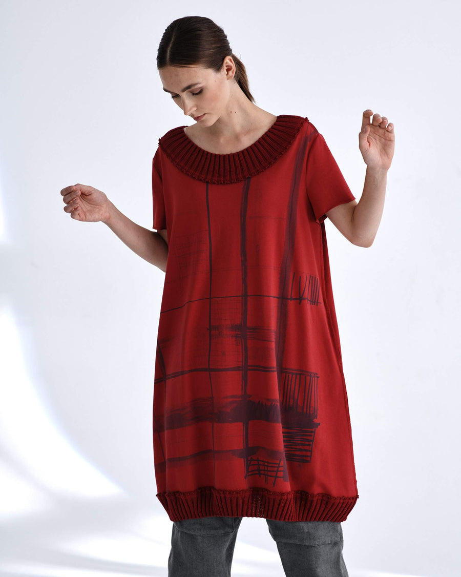 Rhapsody Tunic - South of London