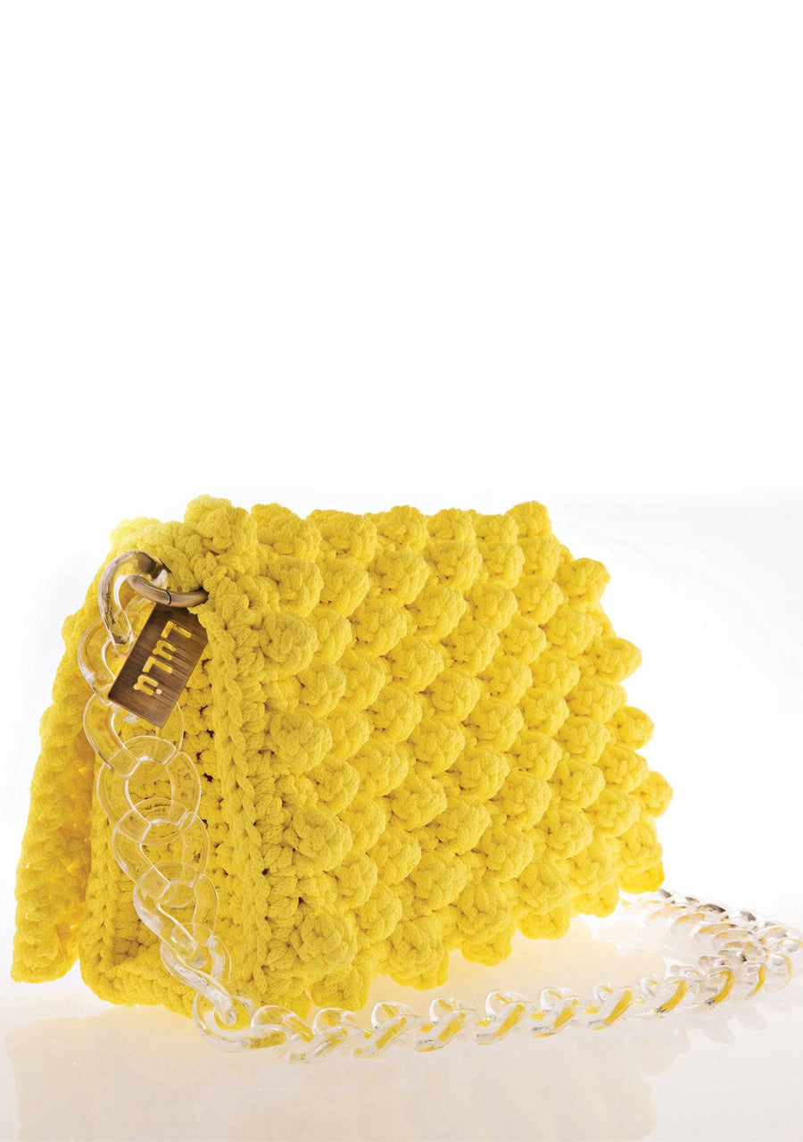 Sunflower Bubbles Shoulder Bag - South of London