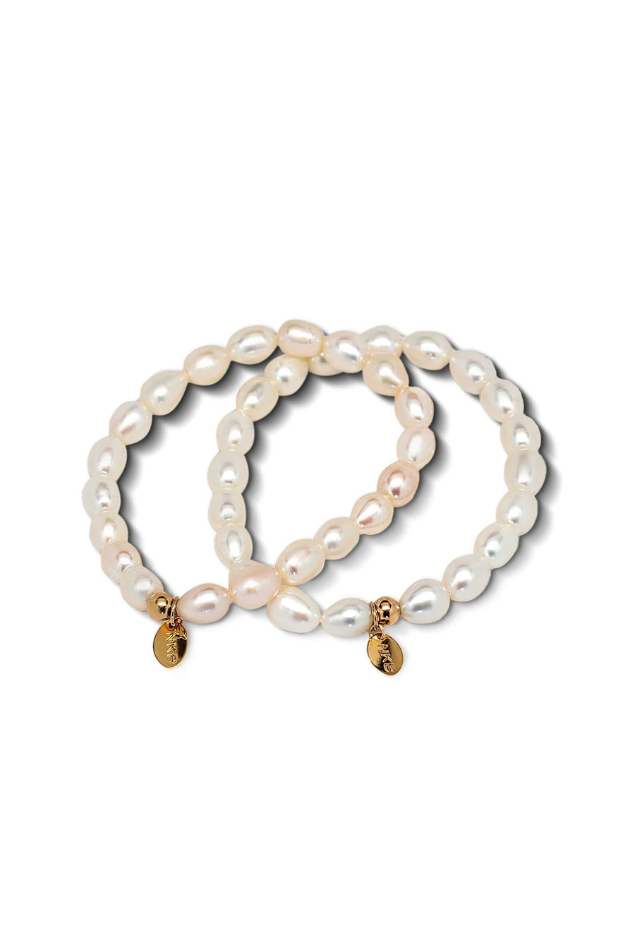 NKB Rice Pearl Bracelet - South of London
