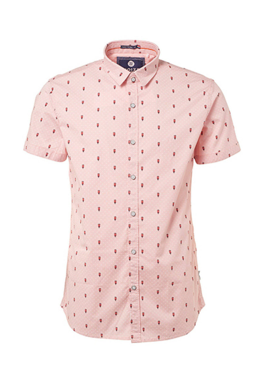 Scooter Poplin Shirt - South of London