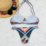 CaliBLING Wild Child Bikini Set