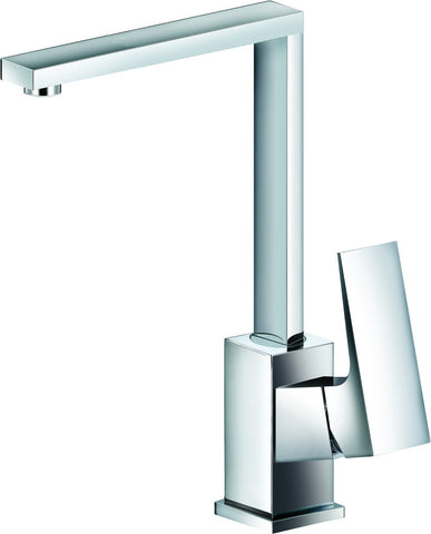 Sanipro Modern Single lever kitchen faucet - Series: Rhea